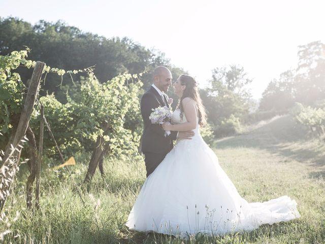 Il matrimonio di Matteo e Melania a Novellara, Reggio Emilia 31