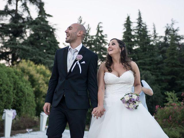 Il matrimonio di Matteo e Melania a Novellara, Reggio Emilia 39