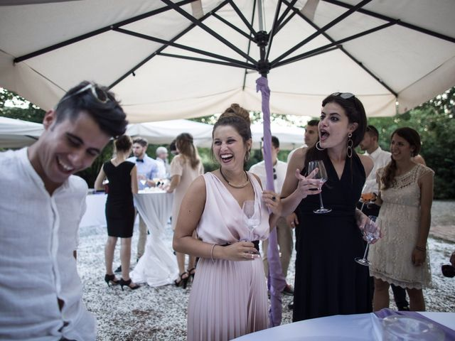 Il matrimonio di Matteo e Melania a Novellara, Reggio Emilia 44