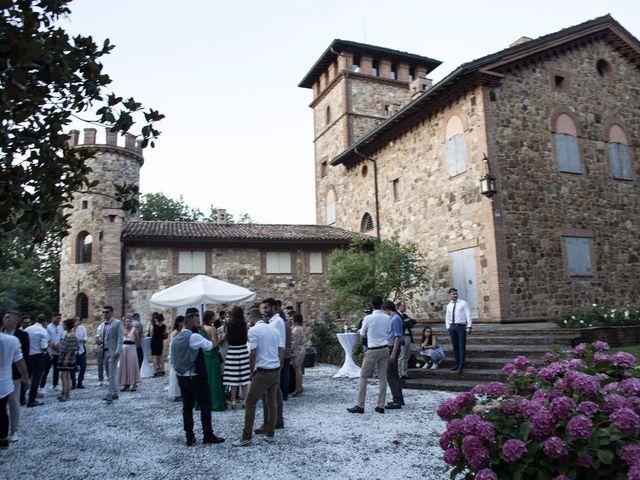 Il matrimonio di Matteo e Melania a Novellara, Reggio Emilia 46