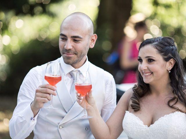 Il matrimonio di Matteo e Melania a Novellara, Reggio Emilia 52