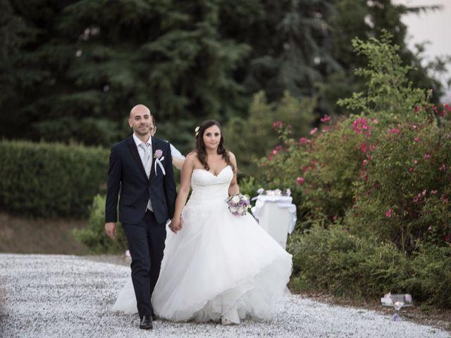 Il matrimonio di Matteo e Melania a Novellara, Reggio Emilia 59