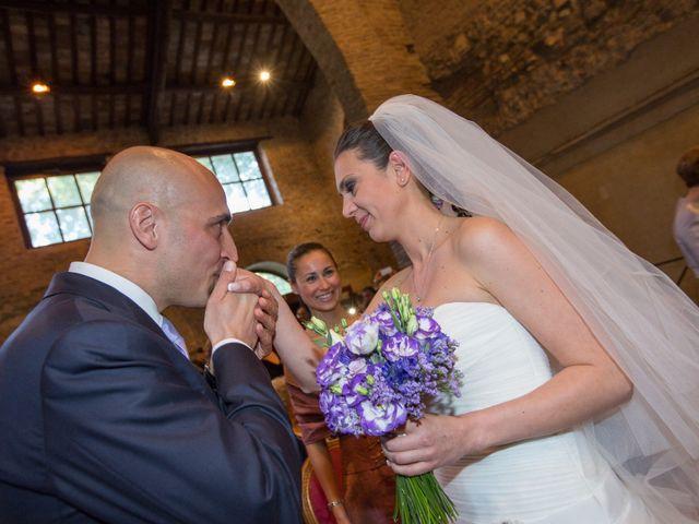 Il matrimonio di Marcello e Antonella a Roma, Roma 17
