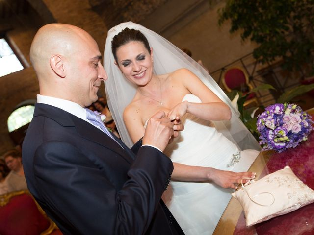 Il matrimonio di Marcello e Antonella a Roma, Roma 21