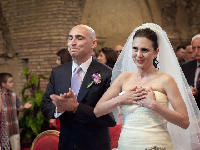 Il matrimonio di Marcello e Antonella a Roma, Roma 23