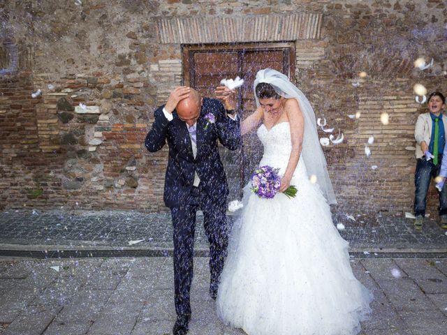 Il matrimonio di Marcello e Antonella a Roma, Roma 24