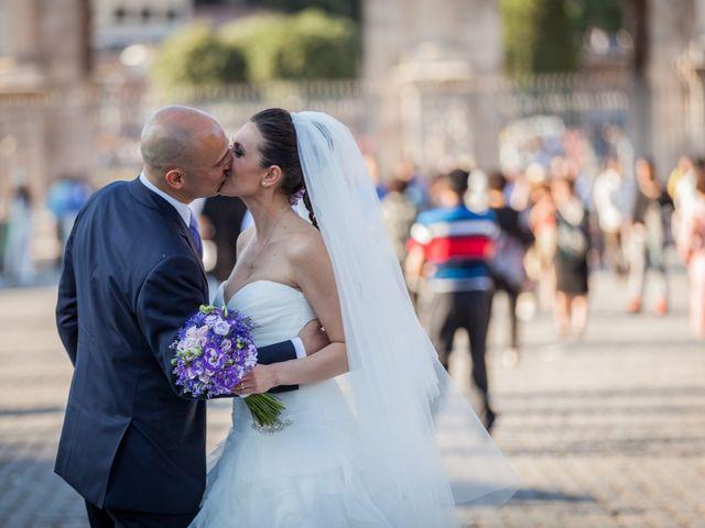Il matrimonio di Marcello e Antonella a Roma, Roma 28