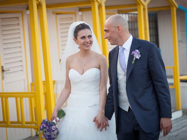 Il matrimonio di Marcello e Antonella a Roma, Roma 35
