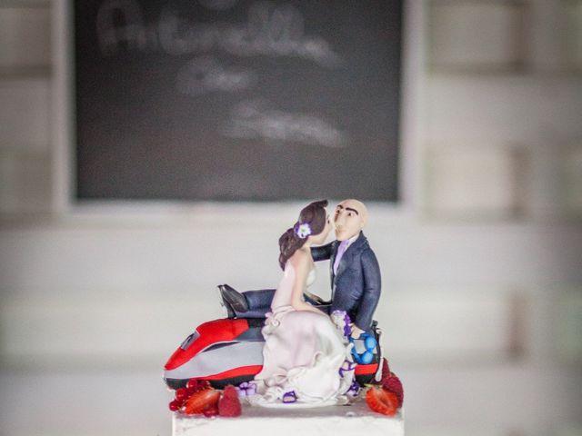 Il matrimonio di Marcello e Antonella a Roma, Roma 40