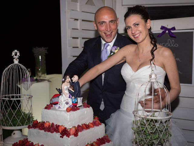 Il matrimonio di Marcello e Antonella a Roma, Roma 44