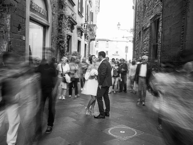 Il matrimonio di Francesco e Viktoria a Montale, Pistoia 1