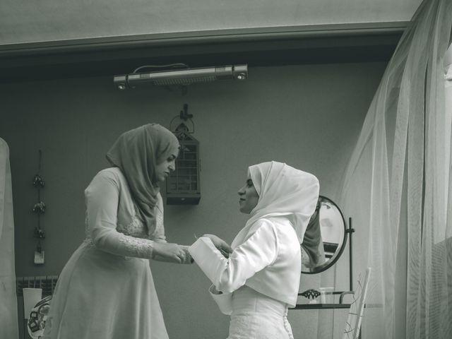 Il matrimonio di Omar e Amina a Albano Sant'Alessandro, Bergamo 9