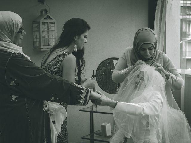Il matrimonio di Omar e Amina a Albano Sant'Alessandro, Bergamo 13
