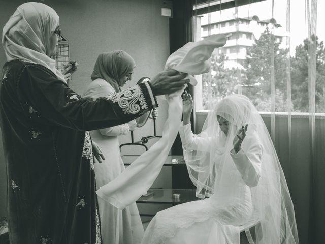 Il matrimonio di Omar e Amina a Albano Sant'Alessandro, Bergamo 15