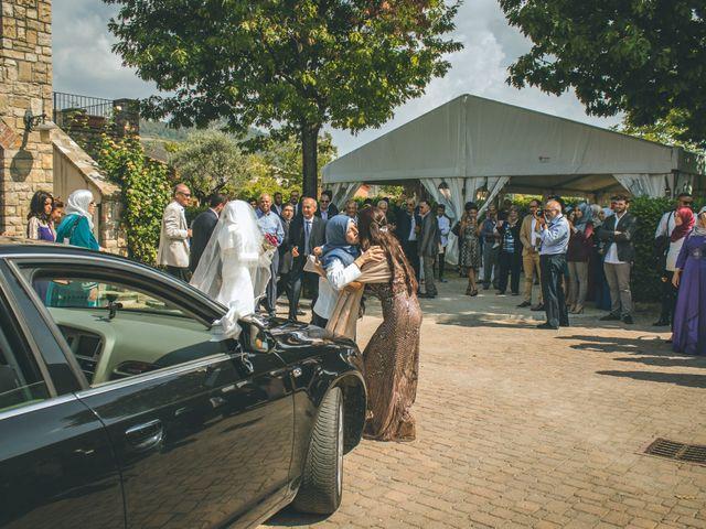 Il matrimonio di Omar e Amina a Albano Sant'Alessandro, Bergamo 18