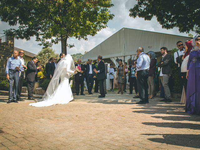 Il matrimonio di Omar e Amina a Albano Sant'Alessandro, Bergamo 19