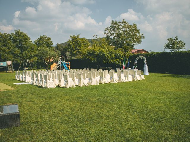 Il matrimonio di Omar e Amina a Albano Sant'Alessandro, Bergamo 20