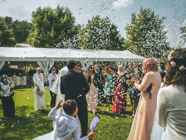 Il matrimonio di Omar e Amina a Albano Sant'Alessandro, Bergamo 38