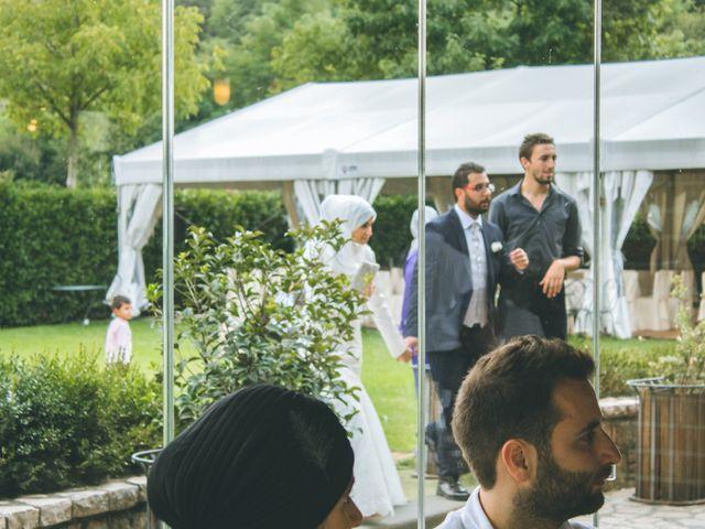 Il matrimonio di Omar e Amina a Albano Sant'Alessandro, Bergamo 55