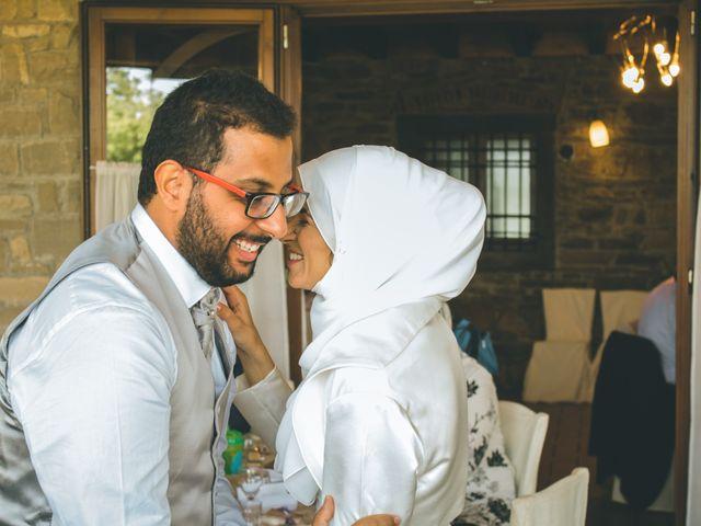 Il matrimonio di Omar e Amina a Albano Sant'Alessandro, Bergamo 61