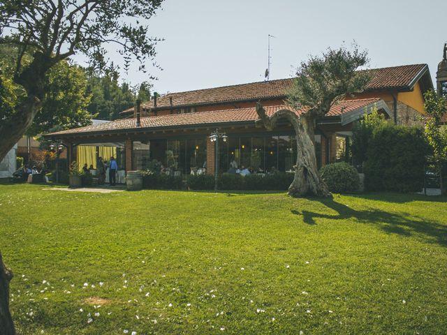 Il matrimonio di Omar e Amina a Albano Sant'Alessandro, Bergamo 64