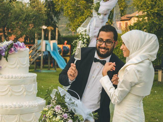 Il matrimonio di Omar e Amina a Albano Sant'Alessandro, Bergamo 1