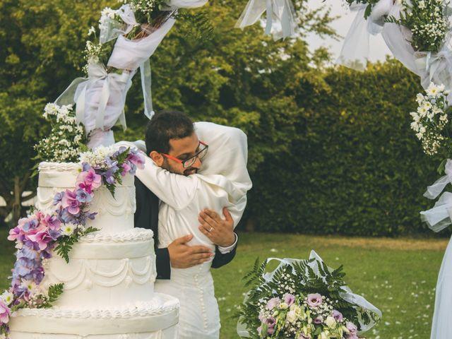Il matrimonio di Omar e Amina a Albano Sant'Alessandro, Bergamo 78