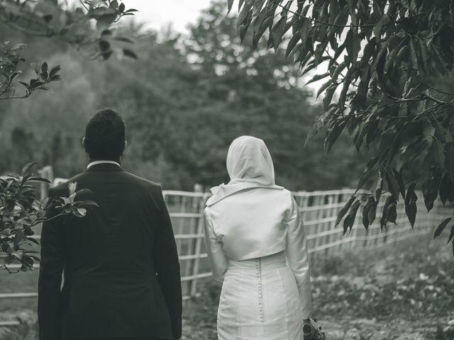 Il matrimonio di Omar e Amina a Albano Sant'Alessandro, Bergamo 84