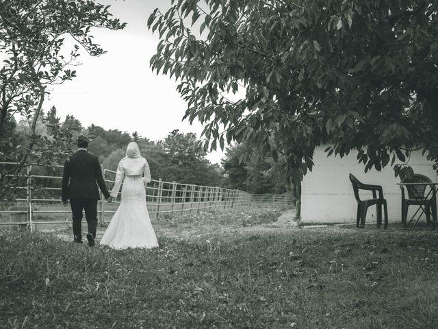 Il matrimonio di Omar e Amina a Albano Sant'Alessandro, Bergamo 85