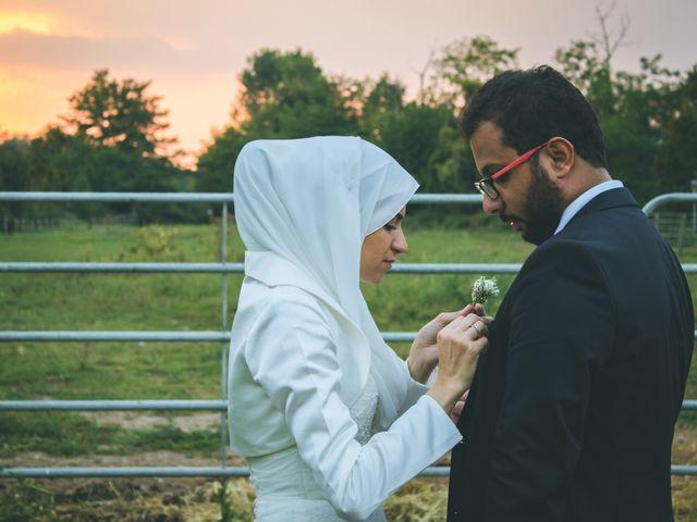 Le nozze di Amina e Omar