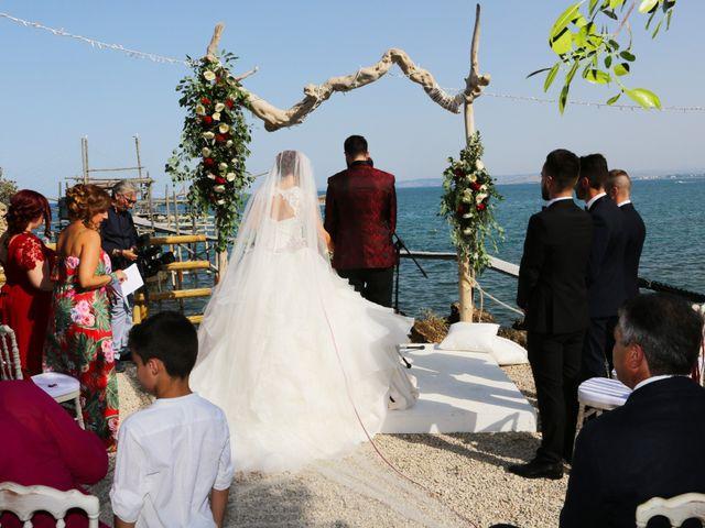 Il matrimonio di Guglielmo e Rita a Vasto, Chieti 17