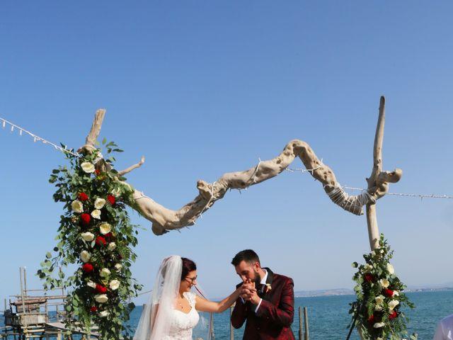 Il matrimonio di Guglielmo e Rita a Vasto, Chieti 19