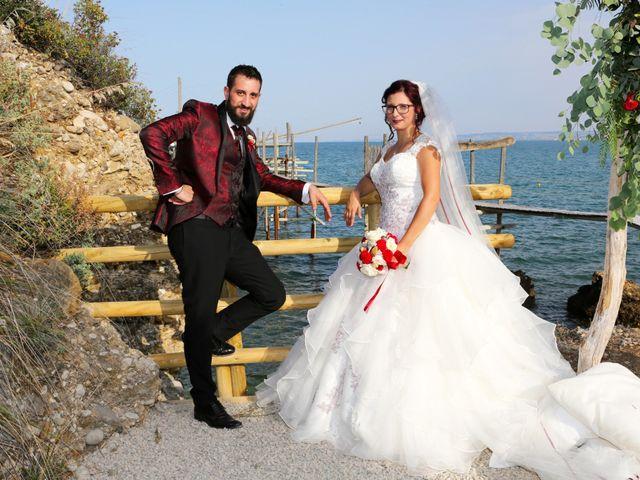 Il matrimonio di Guglielmo e Rita a Vasto, Chieti 28