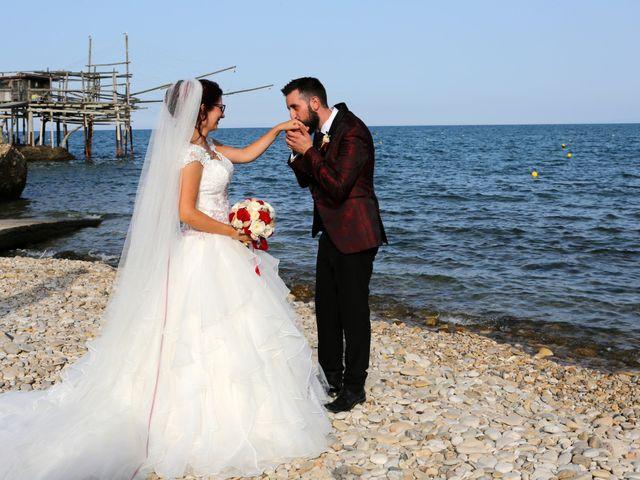 Il matrimonio di Guglielmo e Rita a Vasto, Chieti 29