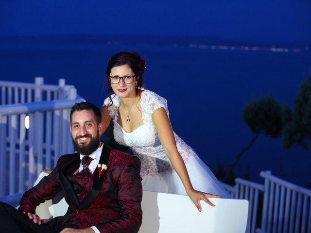 Il matrimonio di Guglielmo e Rita a Vasto, Chieti 34