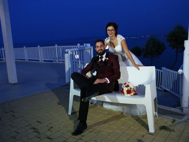 Il matrimonio di Guglielmo e Rita a Vasto, Chieti 35