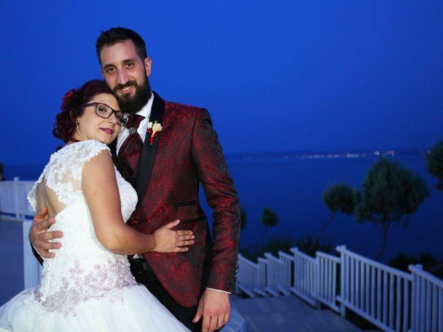 Il matrimonio di Guglielmo e Rita a Vasto, Chieti 37