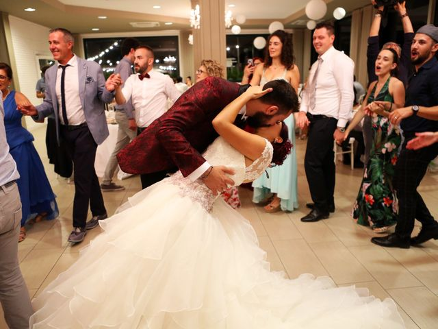 Il matrimonio di Guglielmo e Rita a Vasto, Chieti 39