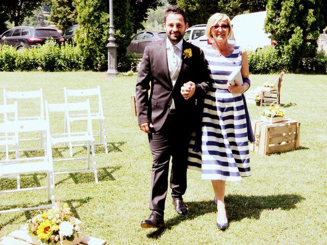Il matrimonio di Gianluca e Katia a Fortunago, Pavia 5