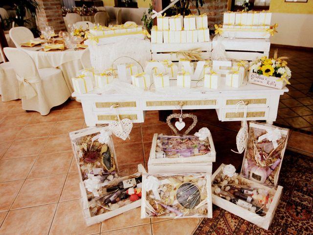 Il matrimonio di Gianluca e Katia a Fortunago, Pavia 9