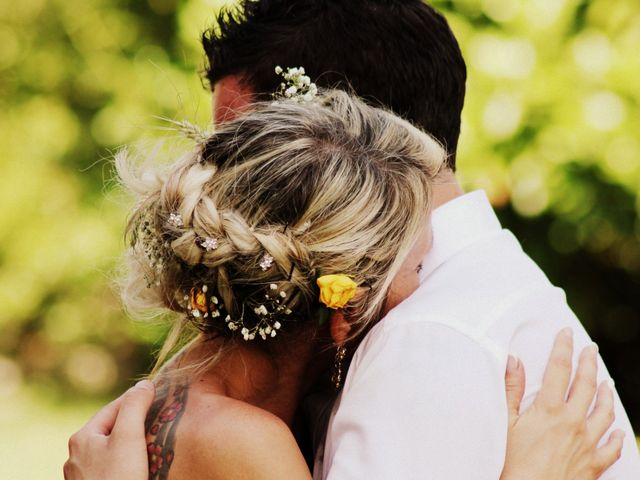 le nozze di Katia e Gianluca