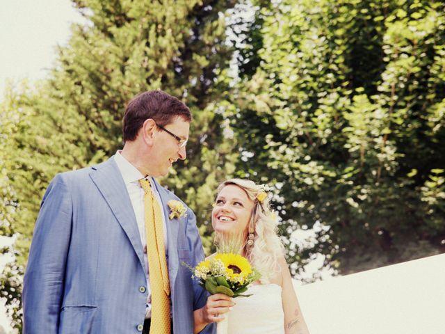 Il matrimonio di Gianluca e Katia a Fortunago, Pavia 23