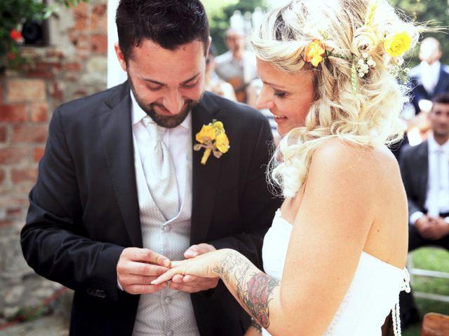 Il matrimonio di Gianluca e Katia a Fortunago, Pavia 25