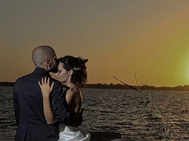 Le nozze di Cristina e Mario
