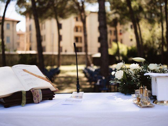 Il matrimonio di Vincenzo e Jasmine a Pisa, Pisa 20