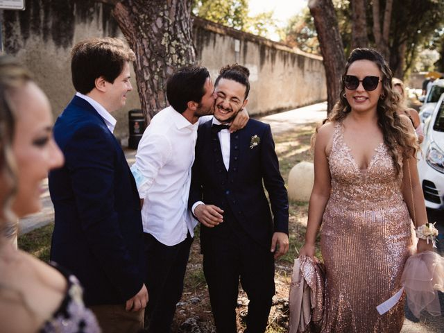 Il matrimonio di Vincenzo e Jasmine a Pisa, Pisa 22