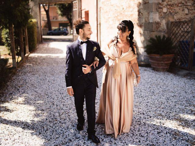 Il matrimonio di Vincenzo e Jasmine a Pisa, Pisa 23