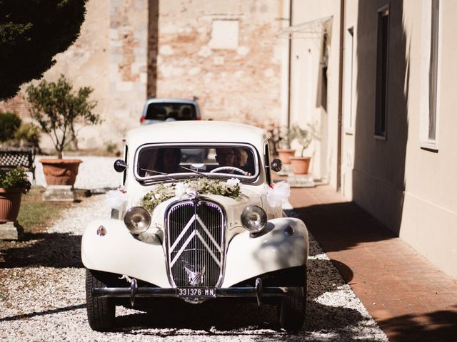 Il matrimonio di Vincenzo e Jasmine a Pisa, Pisa 25