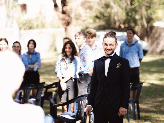Il matrimonio di Vincenzo e Jasmine a Pisa, Pisa 29
