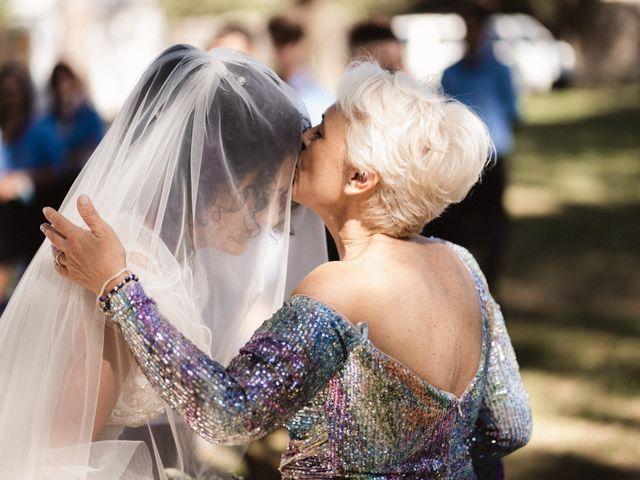 Il matrimonio di Vincenzo e Jasmine a Pisa, Pisa 30